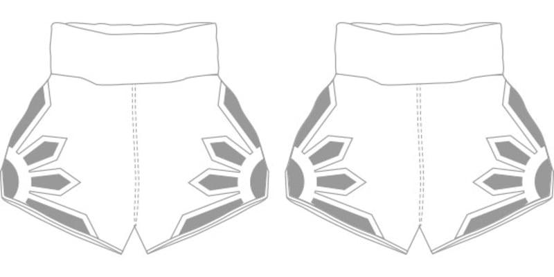 SUN MTS | Custom Muay Thai Shorts | Boxxerworld