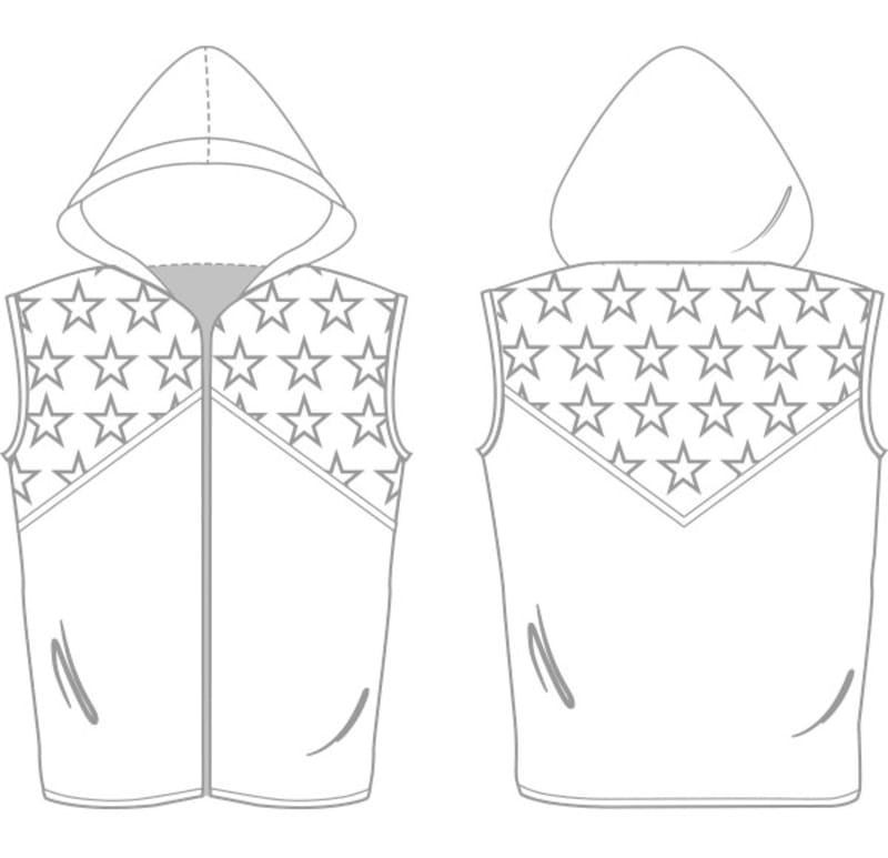 STAR QUALITY Jacket | Custom Jackets | Boxxerworld