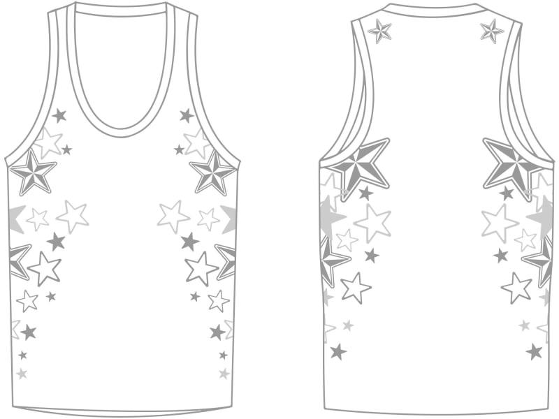 Rising Star Vest | Custom Vests | Boxxerworld