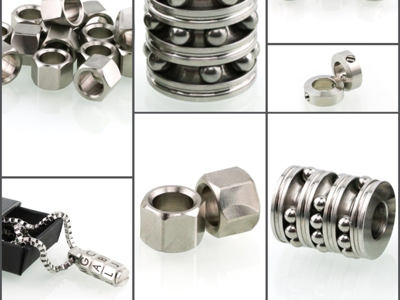 Introducing the Chaser bead, larger Romer stoppers and the elegant Hex bead