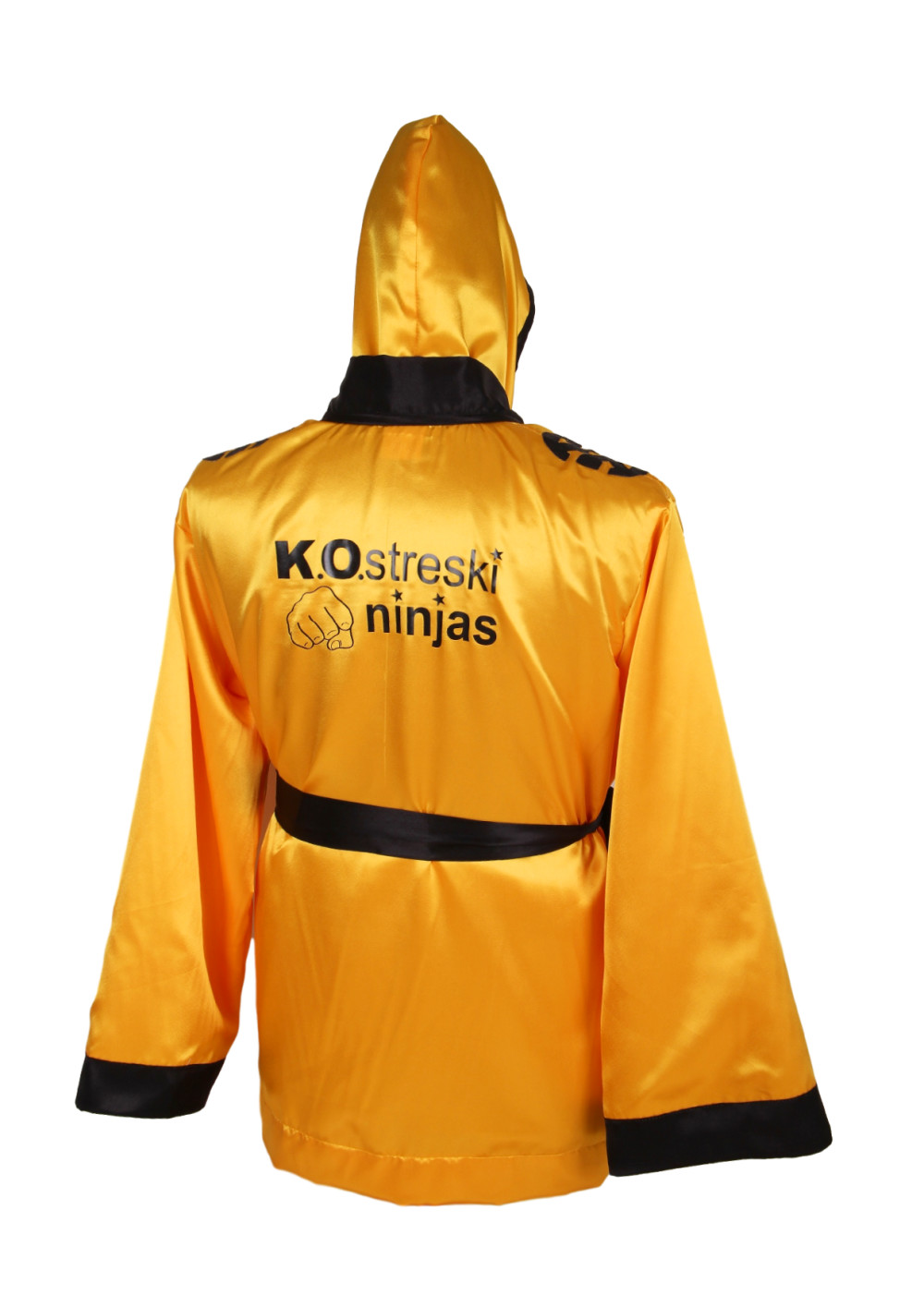 American Ninja Vegal Final Blog Boxxerworld Jaket Roxxer Nick Is Now Planning On Ordering A New Boxing Robe For The Season Of In Creed Style