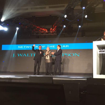 JWT Wins Network of the Year at Tambuli Awards