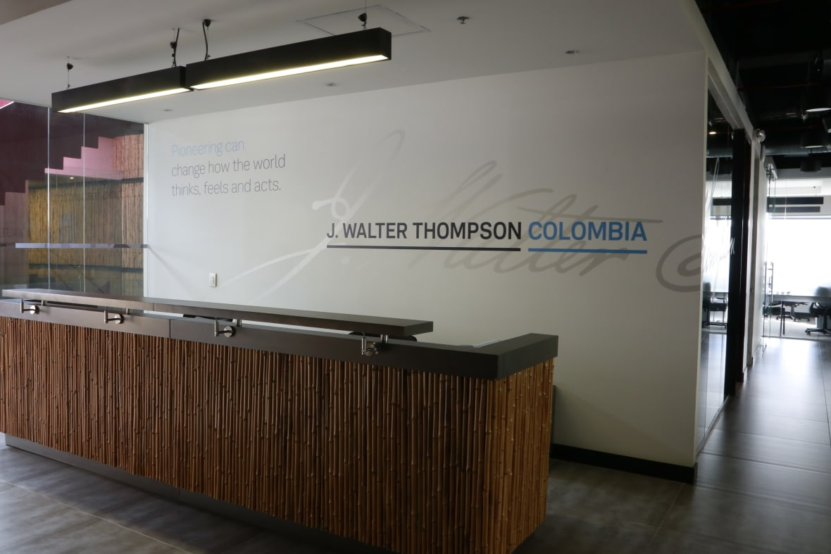 J walter thompsoncolombia