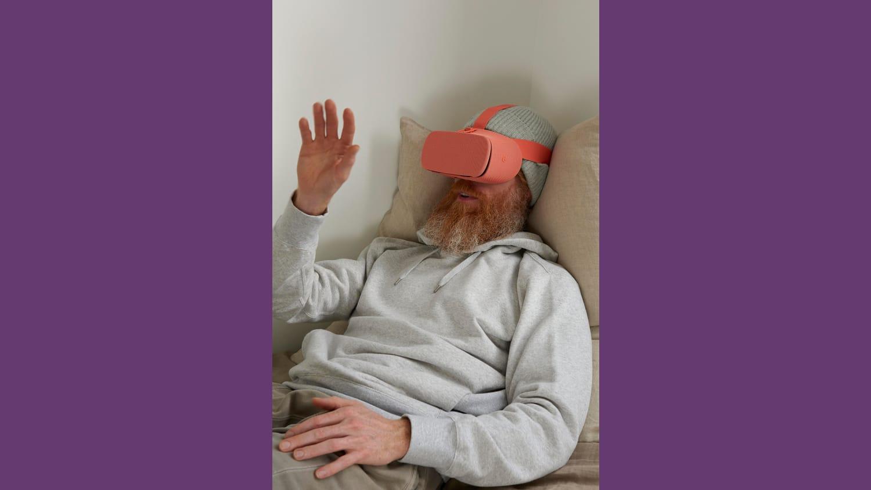 WEB 10 Softwear featuring Google Daydream View photo by Thomas Straub courtesy Studio Edelkoort