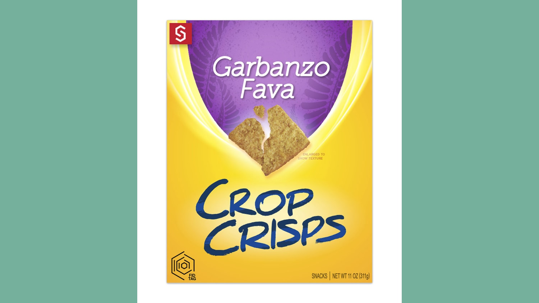 Crop Crisps Front