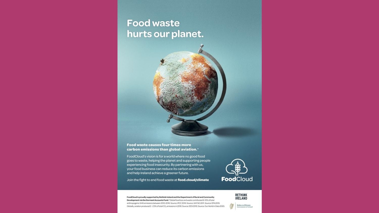 Food Cloud Globe