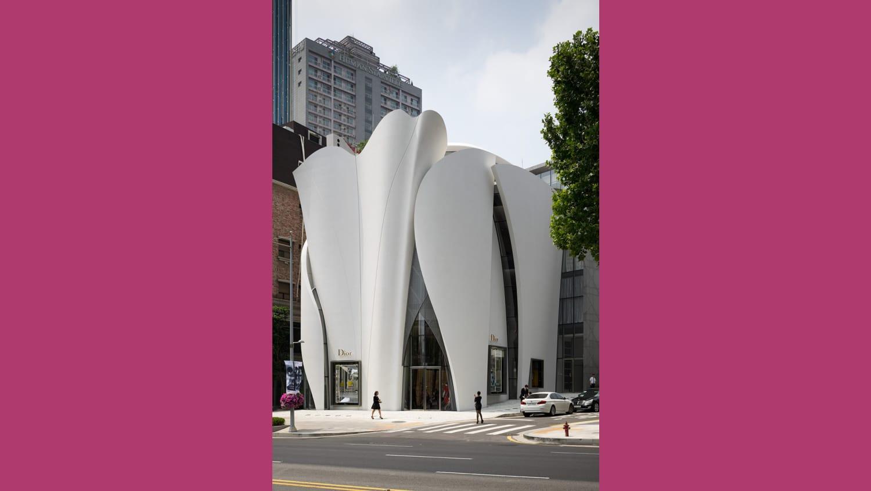 WEB Dior Boutique June 2015 Seoul Architecture by Christian de Portzamparc Photography by Nicolas Borel