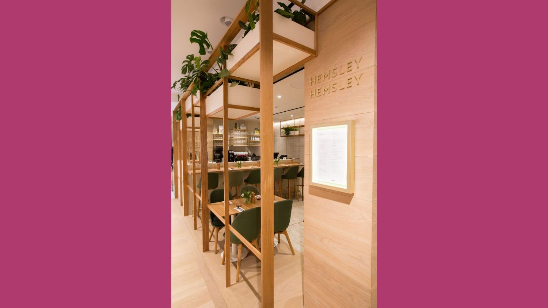 Selfridges launches The Body Studio Hemsley Cafe1