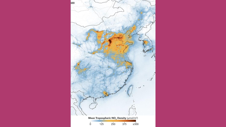 WEB China Pollution January 1 20 2020 NASA