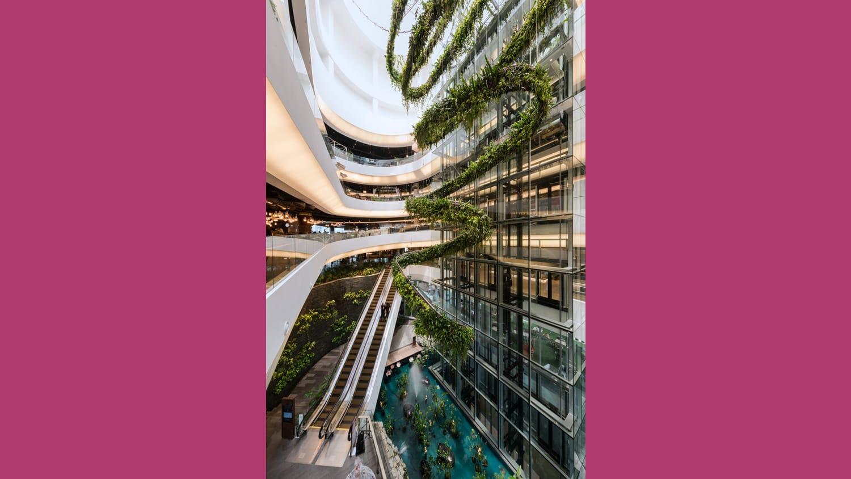 WEB Emquartier mall part of EM District Courtesy of Leeser Architecture