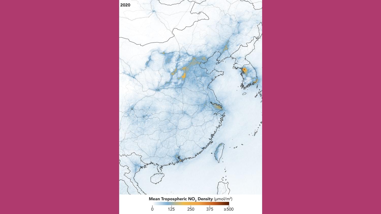 WEB China Pollution February 10 25 2020 NASA