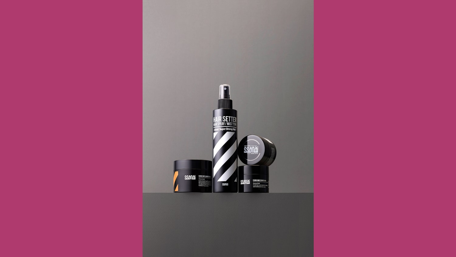 WEB SSANAI HAIR STYLING PRODUCTS eum O148144 re