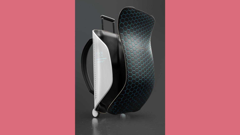 WEB Horizn Studios Space Luggage 02 grey