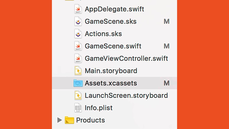 Apps INSIGHTS Sprite Kit2
