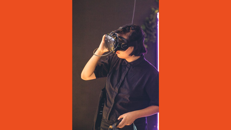 VR World photo by Luis Nieto Dickens