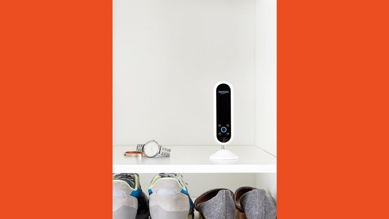 Amazons Echo Look Voice Assistant