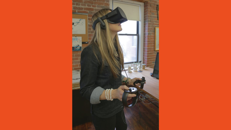 WEB Beatie Wolfe 2017 Raw Space VR test with Design IO