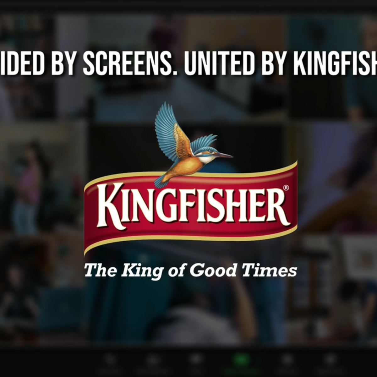 India Kingfisher Anthem