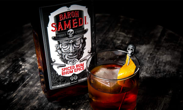 The Baron Samedi rum brand launch