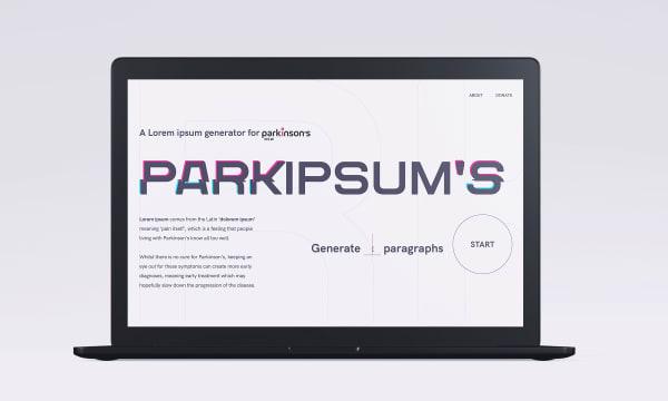 Parkipsum's