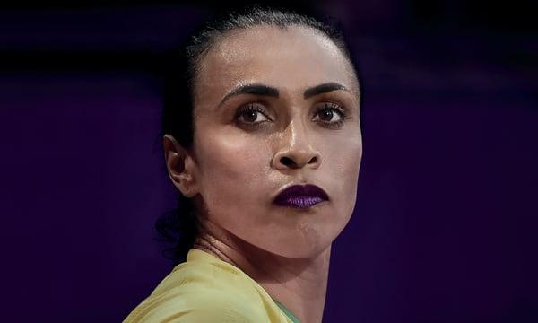Marta's lipstick