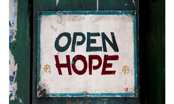 #OpenHope with #DoorsOfIndia