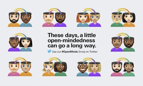 Be Openminded