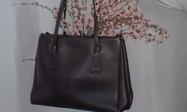 Tote of little luxuries