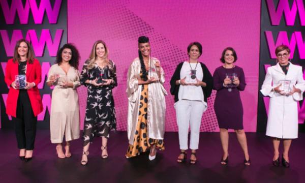 Keka Morelle, CCO da Wunderman Thompson Brasil, é homenageada no Women to Watch 2020