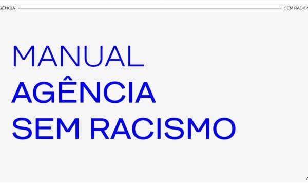 Manual Agência Sem Racismo