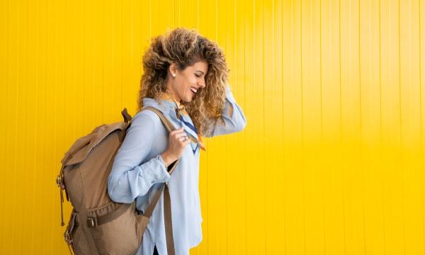 Female backpack RGB