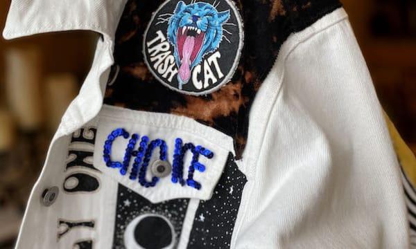 Trash Cat Jacket