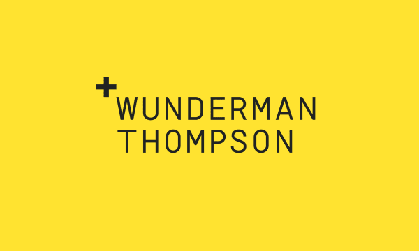 Wunderman Thompson logo in yellow