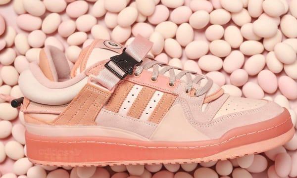 fully rose Adidas sneaker