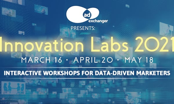 Ad Ex Innovation Labs Speaker Banner