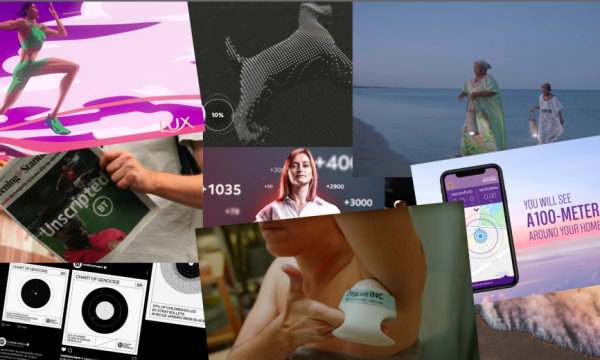 Wunderman thompson cannes collage