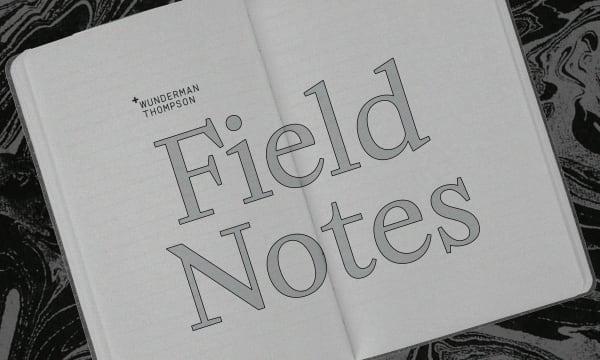 WT Field Notes WT COM Hero