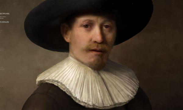 WEB The Next Rembrandt