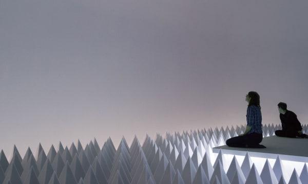 Doug Wheeler PSAD Synthetic Desert III Installation exh ph 41