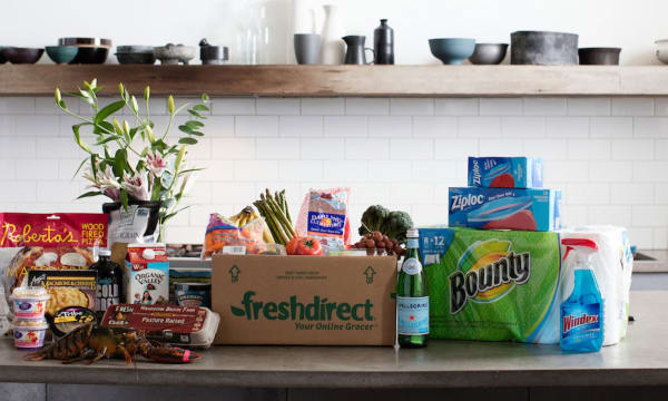 WEB Fresh Direct Box