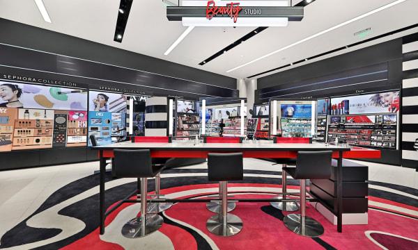 HERO Sephora store Shanghai