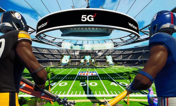 HERO 5 G Stadium in Fortnite Creative