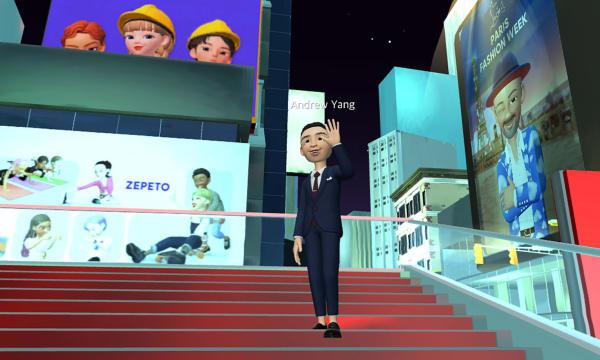 HERO3 ZEPETO CAPTURE