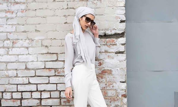 WEB Pull On Button Leg Pants 49 95 White