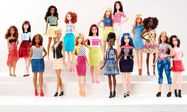 2016 Fashionistas Line