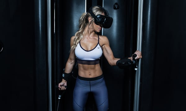 WEB Erna Black Box VR Machine 4700