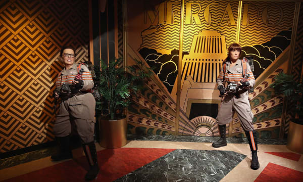 WEB Madame Tussauds Ghostbusters Experience 3
