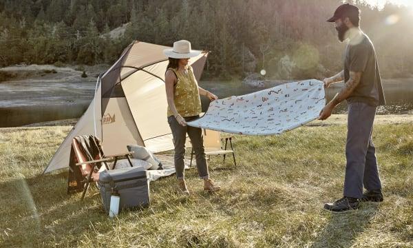 HERO REI outward tent shade