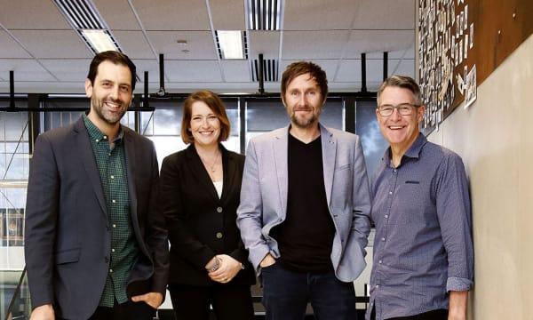 Wunderman Thompson Perth Leadership Team