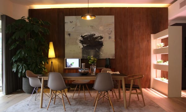 WEB HERO Unruly Home Dining Room